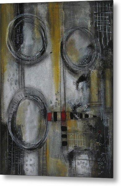 Circles Of Life Metal Print
