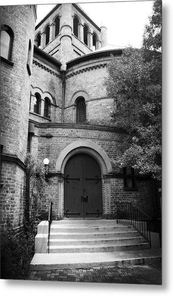 Circular Church Of Charleston Sc Metal Print
