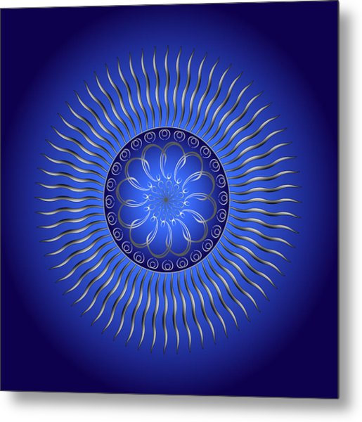 Circularity No. 1336 Metal Print