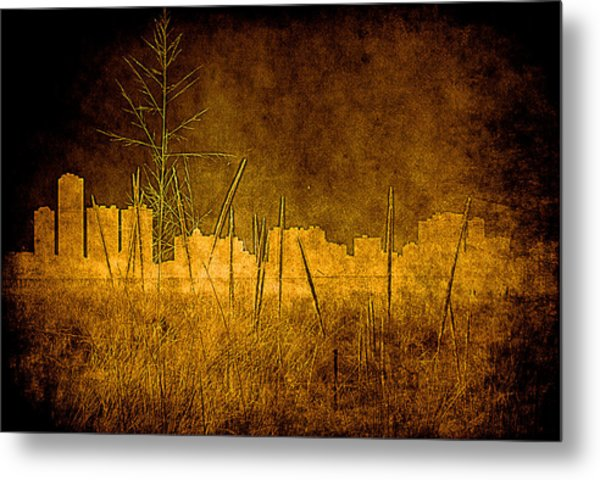 City Art Metal Print