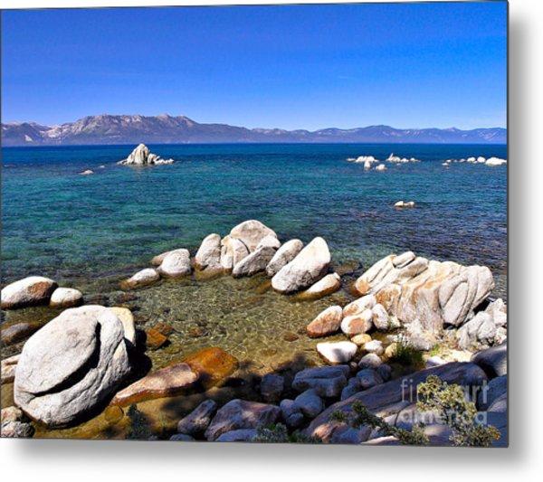Clarity - Lake Tahoe Metal Print