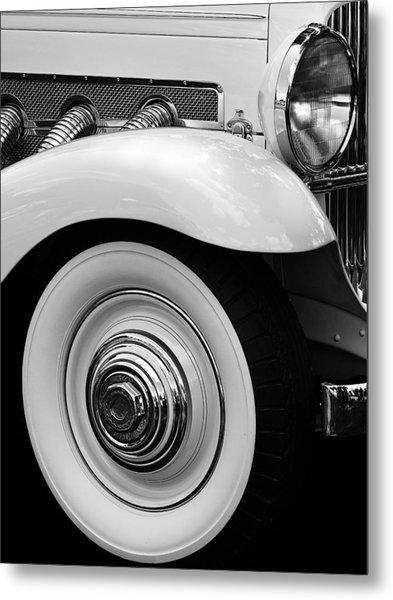 Clark Gable Duesenberg Metal Print