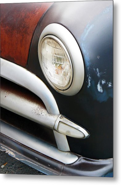 Classic Ford Project Car Metal Print