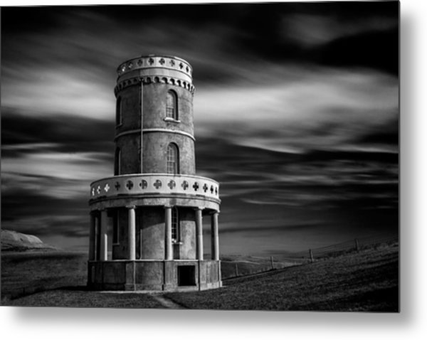 Clavell Tower Metal Print
