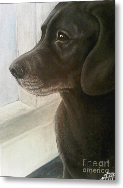 Clifford Metal Print