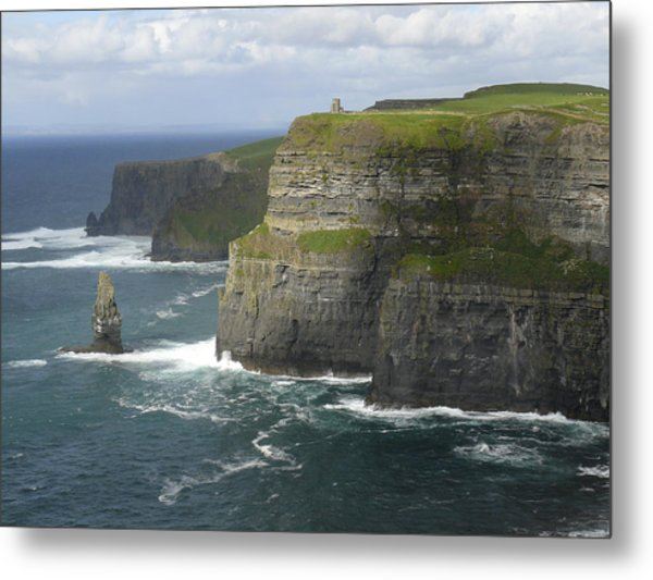 Cliffs Of Moher 2 Metal Print