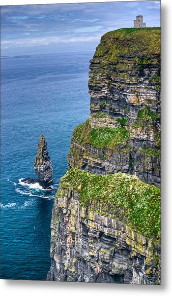 Cliffs Of Moher 41 Metal Print