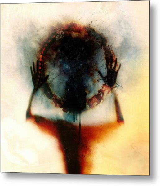 Closer Metal Print by Mario Sanchez Nevado