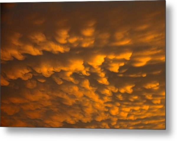Cloud 20130531-33 Metal Print by Carolyn Fletcher