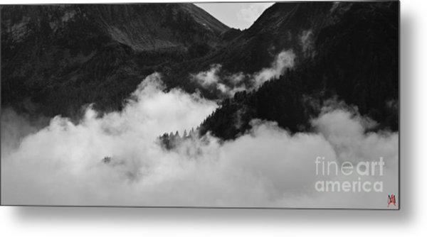 Cloud  Metal Print by Marco Affini