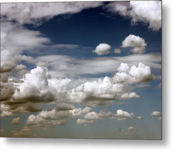 Clouds Metal Print by Rakesh Iyer