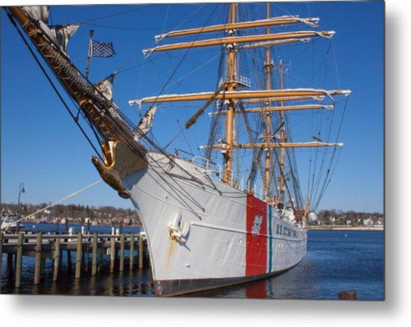 Coast Guard Cutter Eagle Metal Print