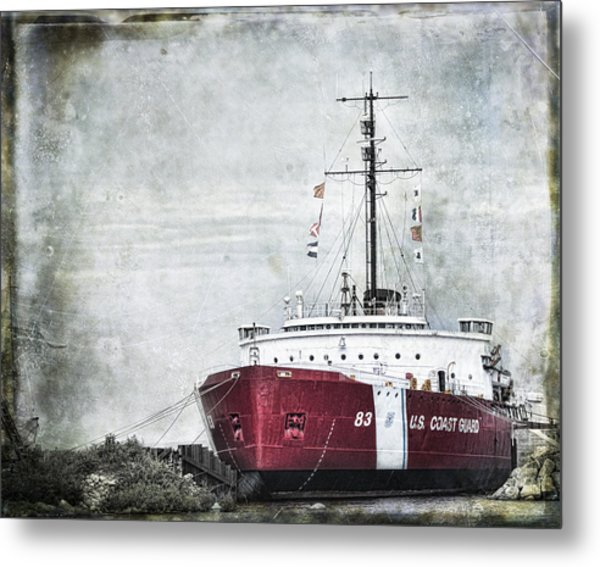 Coast Guard Metal Print