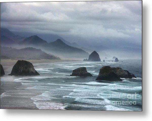 Coast Of Dreams 4 Metal Print