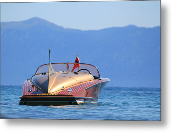 Cobra At Tahoe Metal Print