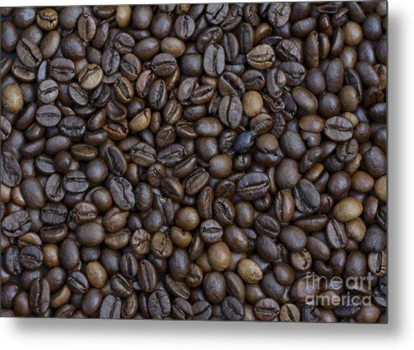 Coffee  Metal Print by Bobby Mandal