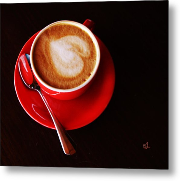 Coffee For Lovers Metal Print