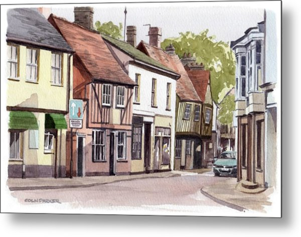 Coggeshall Metal Print
