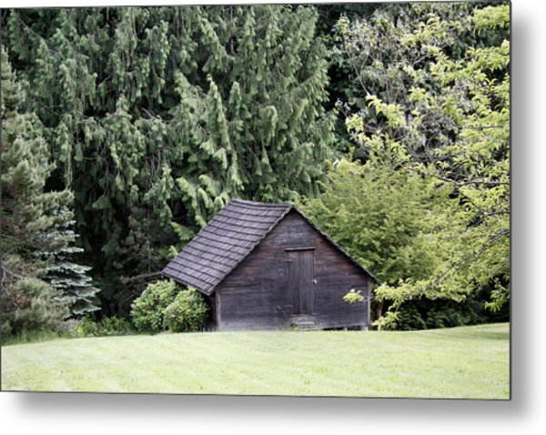 Cold Storage Metal Print by Ray Finch