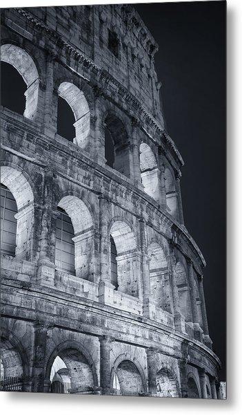 Colosseum Before Dawn Metal Print