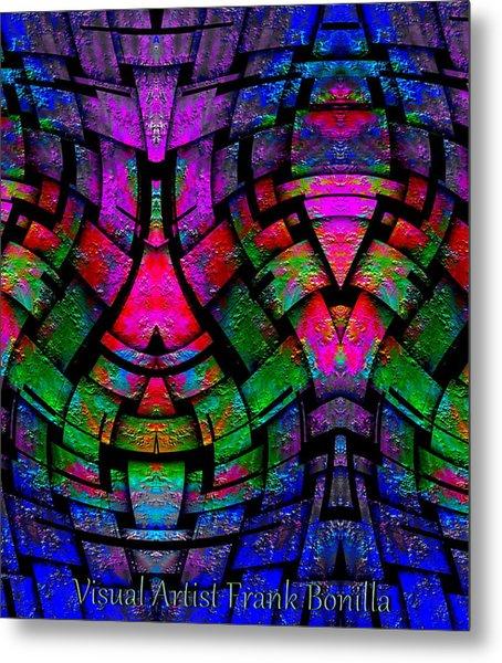 Color By Jesus Metal Print