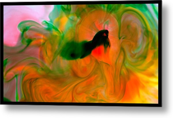 Color Formations Metal Print