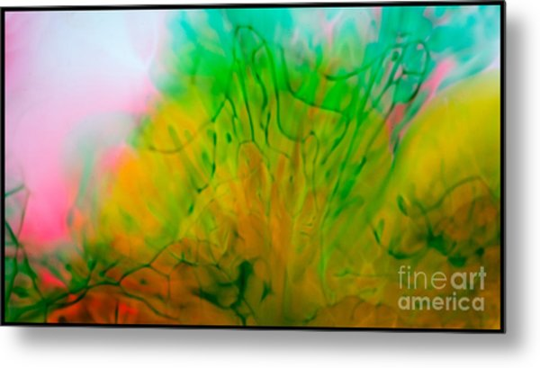 Color Formations II Metal Print