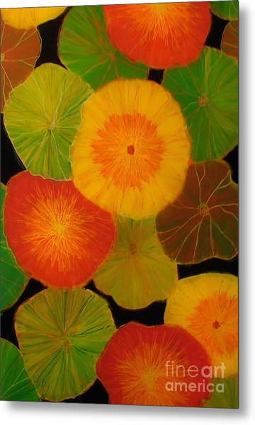Color Splash 5 Metal Print