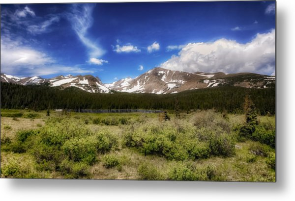 Colorado Dream'n Metal Print