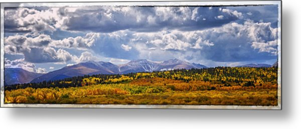Colorado Landscape Metal Print