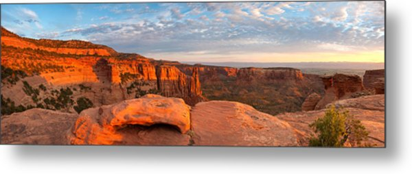 Colorado National Monument Metal Print