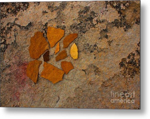 Colorado Sandstone Metal Print