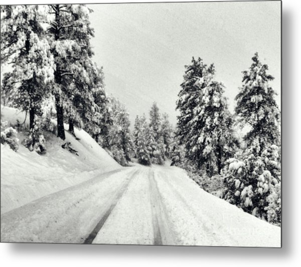 Colorado Winter 2 Metal Print