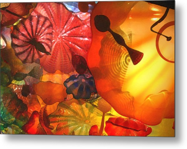 Colorful Metal Print by CarolLMiller Photography