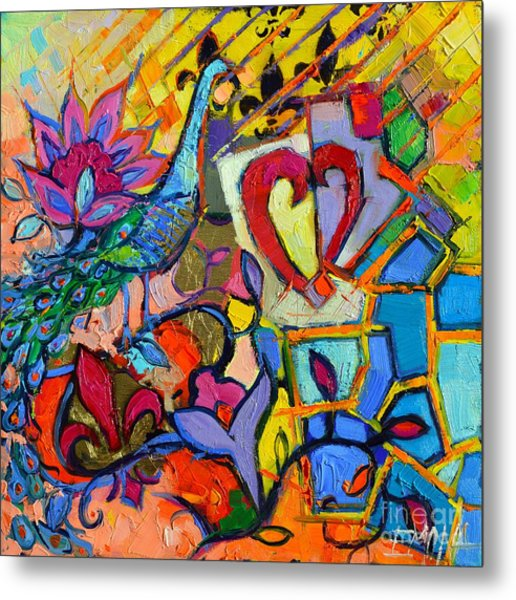 Colorful Dream Metal Print