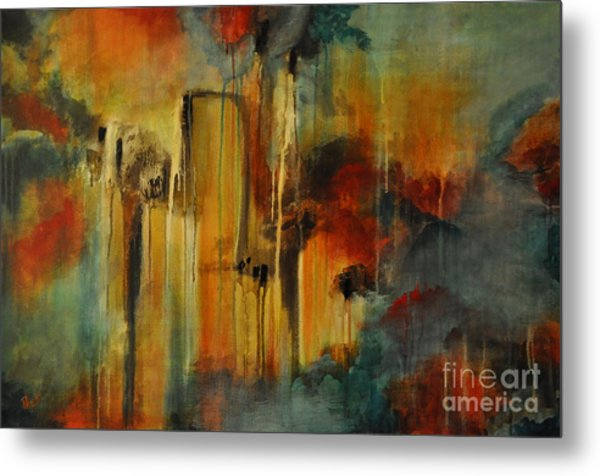 Colorful Dreams Metal Print
