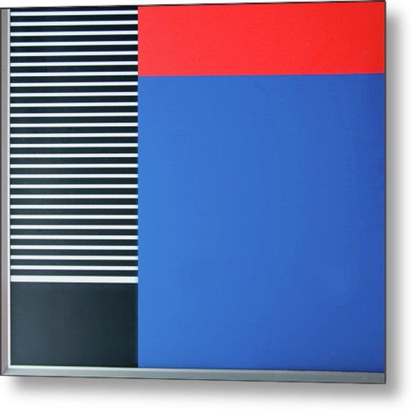 Colorful Metal Print by Henk Van Maastricht