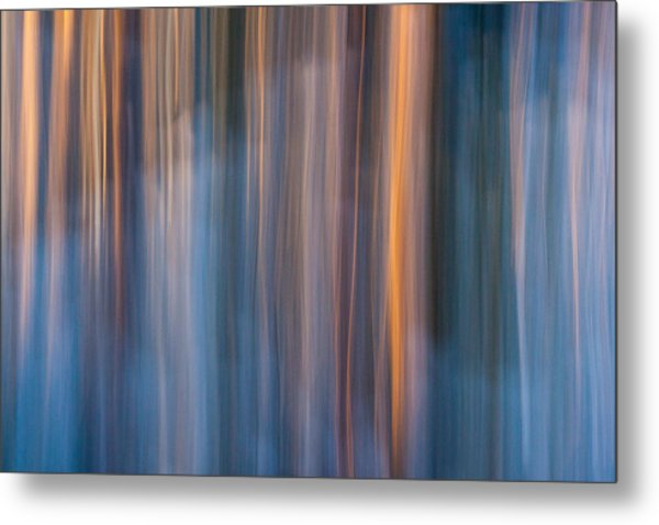 Colors Of Dusk Metal Print