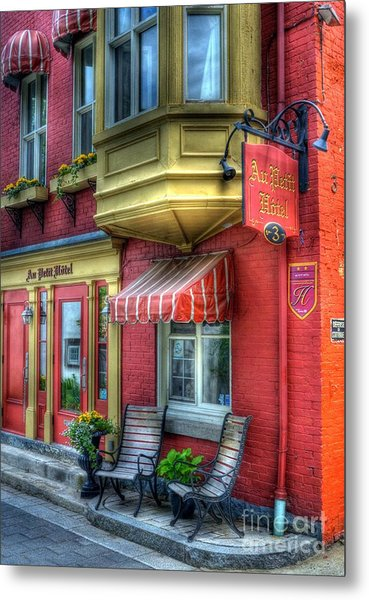 Colors Of Quebec 4 Metal Print