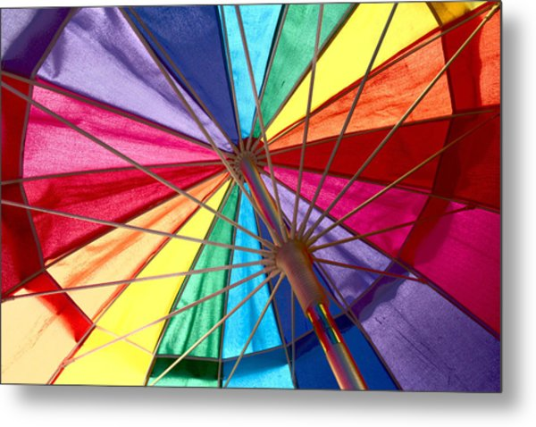 Colors Of Summer Metal Print