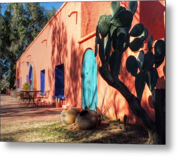 Colors Of The Desert Southwest Metal Print