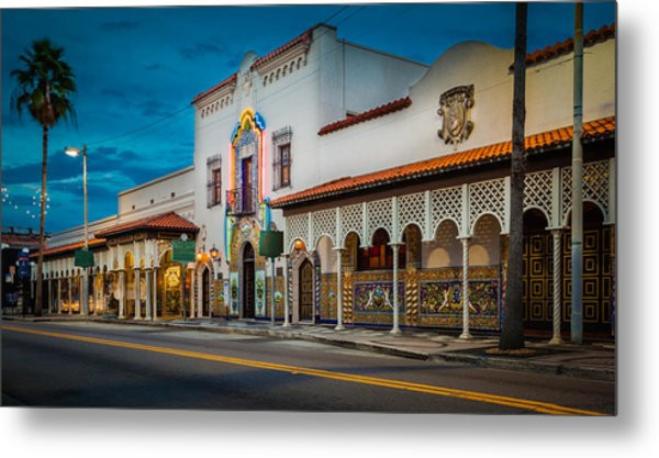 Columbia Metal Print by Ybor Photography