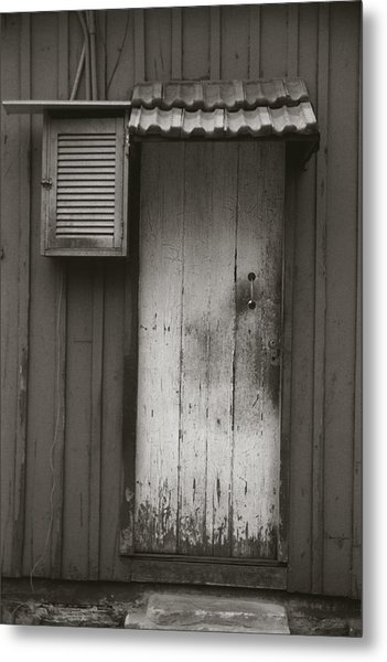 Come In Metal Print