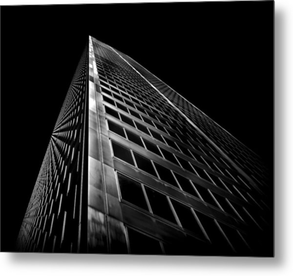 Commerce Court West 2 Metal Print