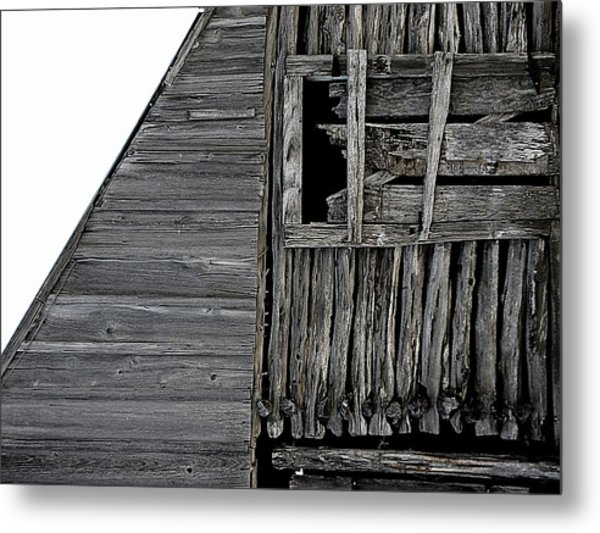 Commons Ford Barn Metal Print