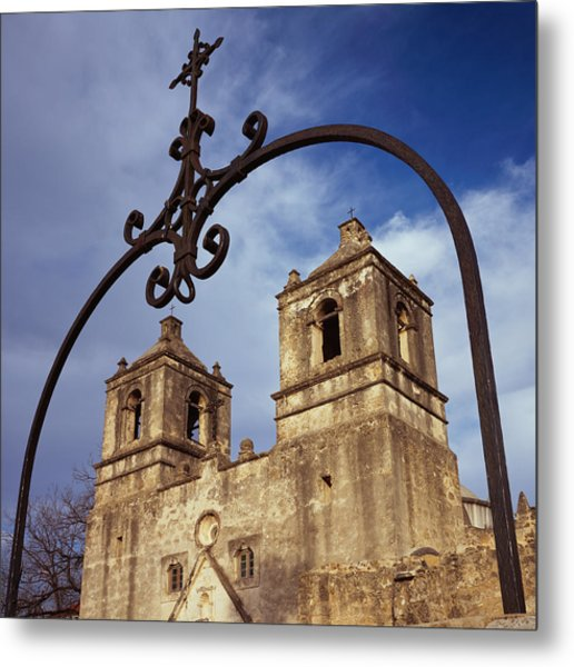 Concepcion Well Metal Print