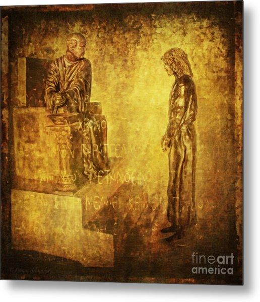Condemned Via Dolorosa1 Metal Print