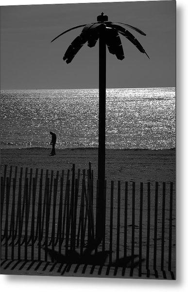 Coney Island 1 Metal Print