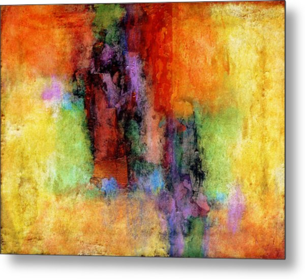 Confection Metal Print