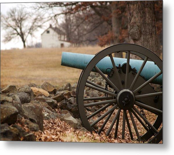Confederate Ridge Metal Print